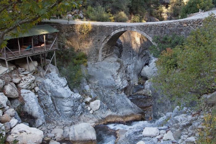Эти места в Турции обычно пропускают: плато Гедельме и мост Кесме