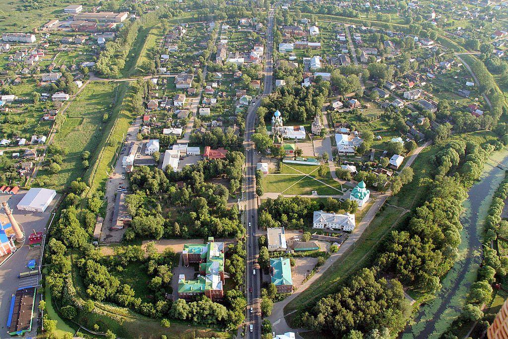 Переславль-Залесский: хит для семейного отдыха?