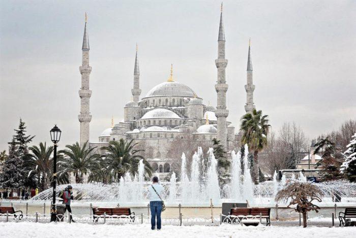 Причины для посещения Турции в зимнее время