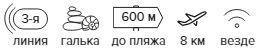 Топ 5 горящих туров из Москвы!