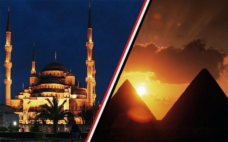 Развивается конкуренция двух стран за наших туристов. Какую будем выбирать?