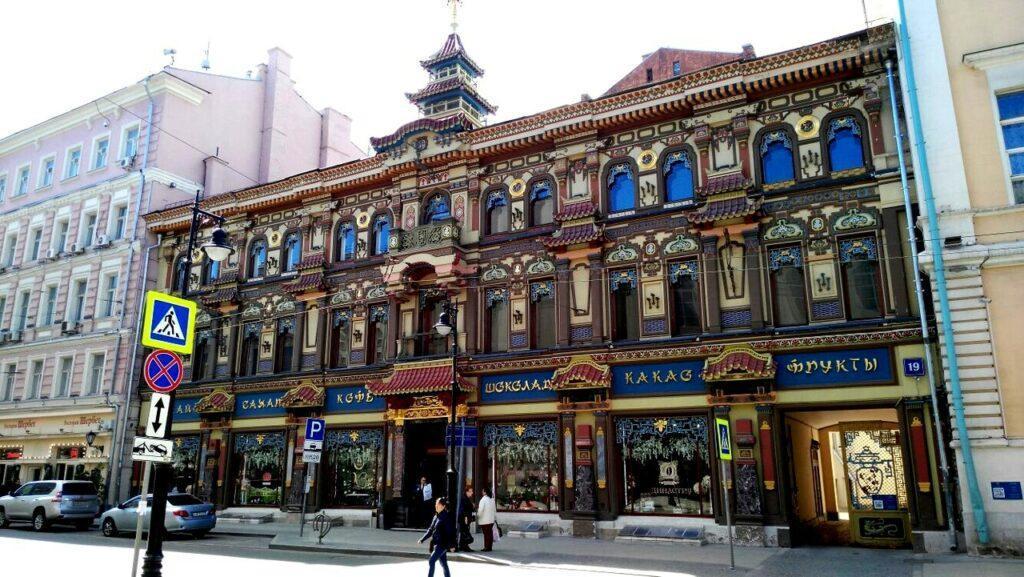 Что посмотреть в Москве за несколько дней