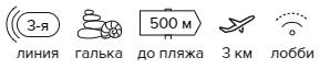 -35% на тур в Сочи из Москвы , 14 ночей за 16900 руб. с человека — Relax Club Hotel!