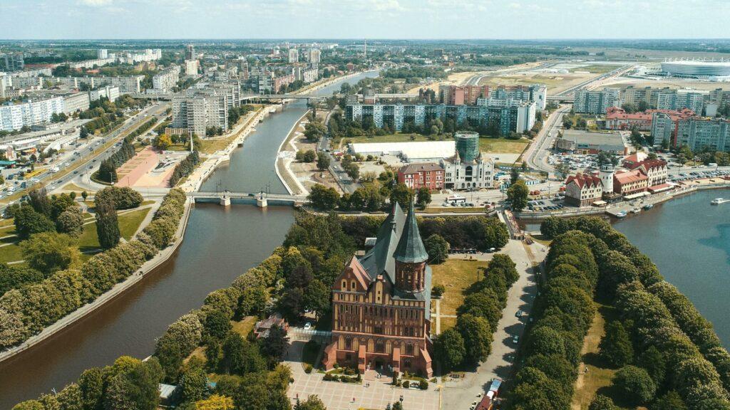 За сколько можно посмотреть все достопримечательности Калининграда?