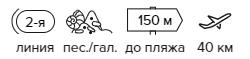 -25% на тур в Крым из СПб , 7 ночей за 9900 руб. с человека — Отель Галина!