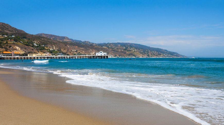 Почему на всем побережье Америки со стороны Тихого океана мало кто купается?