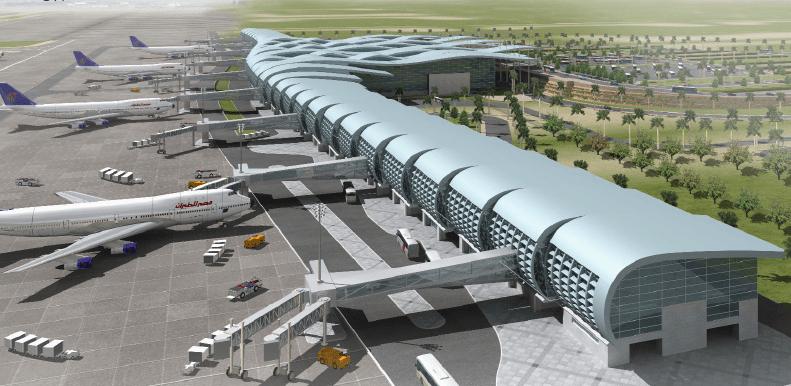 Для наших туристов в аэропорте Хургады будет отдельный терминал