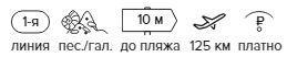 -24% на тур в Абхазия из Москвы, 7 ночей за 17 410 руб. с человека — Пансионат Кяласур (Бывш. Черная Жемчужина)!