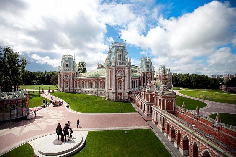Проводим выходной в Москве с максимальной пользой