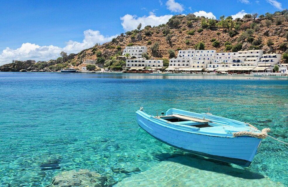 Реалии для туристов на Крите в Греции - радости и печали