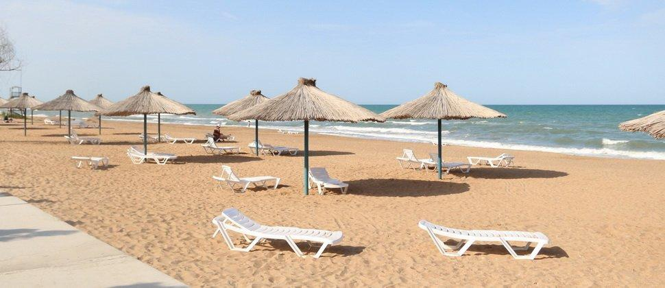 Что происходит на пляжах Дагестана?