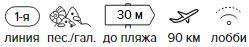 -32% на тур в Турцию из СПб, 7 ночей за 25 446 руб. с человека — Side Town By Z Hotels!