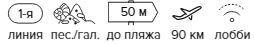 -33% на тур в Турцию из СПб, 6 ночей за 29 571 руб. с человека — Asrin Beach Hotel!