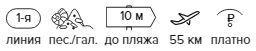 -24% на тур в Турцию из СПб , на 7 ночей за 28 295 руб. с человека — Ganita Holiday Village !