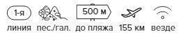 -29% на тур в Турцию из СПб, 6 ночей за 54 890 руб. с человека — Utopia World Hotel!
