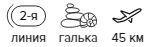 -33% на тур в Турцию из СПб, 6 ночей за 50 522 руб. с человека — Larissa Vista Hotel (Ex. Belvista Hotel)!