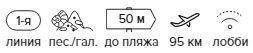 -27% на тур в Турцию из СПб , 6 ночей за 57 781 руб. с человека — Concordia Celes Hotel!