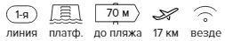 -25% на тур в Турцию из СПб , 6 ночей за 43 995 руб. с человека — Side Orange Palace!