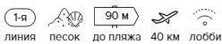 -26% на тур в Турцию из СПб , 7 ночей за 19 932 руб. с человека — Agon Hotel!