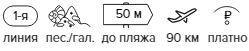 -34% на тур в Турцию из СПб, 6 ночей за 30 636 руб. с человека — Club Sun Heaven Family & Spa!
