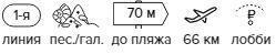 -27% на тур в Турцию из СПб , 6 ночей за 64 902 руб. с человека — Limak Limra Hotel & Resort!