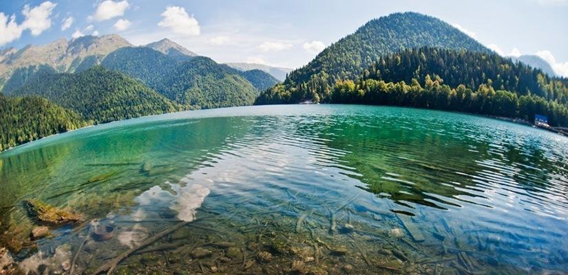Были в июне в Абхазии: позитивные и негативные моменты отдыха