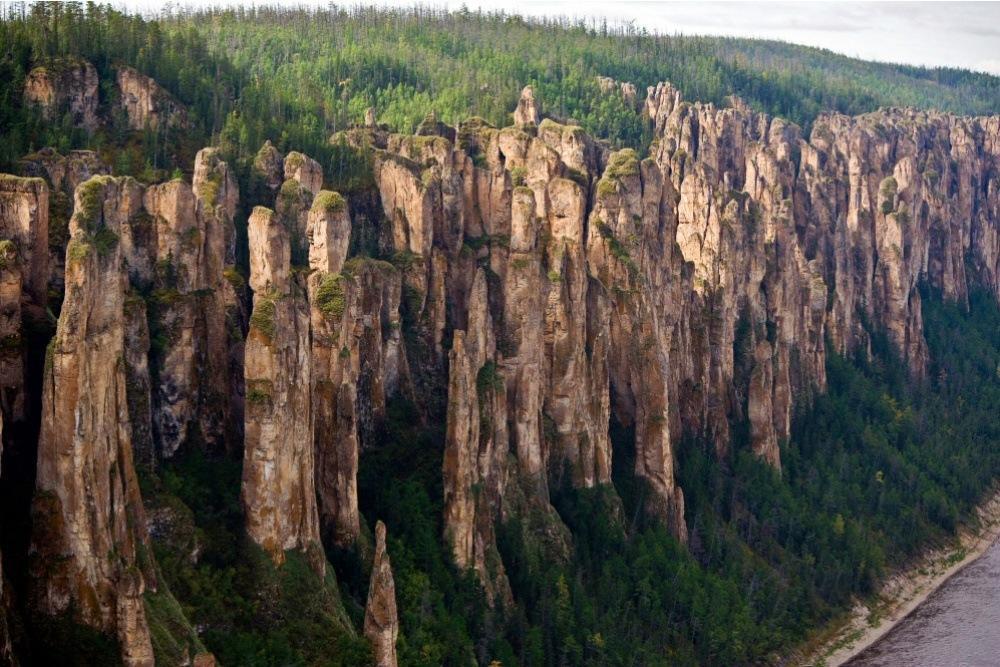 Топ самых фотогеничных мест России
