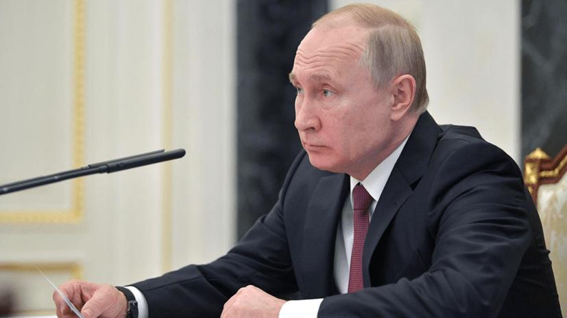 Путин отменил запрет на полёты на курорты Египта
