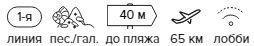 -28% на тур в Турцию из СПб , 7 ночей за 51 267 руб. с человека — Pgs Hotels Kiris Resort!
