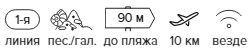 -26% на тур в Турцию из СПб , 7 ночей за 79 461 руб. с человека — Adalya Elite Lara!