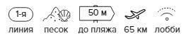 -32% на тур в Турцию из СПб, 7 ночей за 44 782 руб. с человека — Cesars Resort Side!