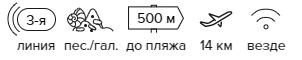-25% на тур в Абхазию из СПб , 6 ночей за 16900 руб. с человека — Отель Тристан!