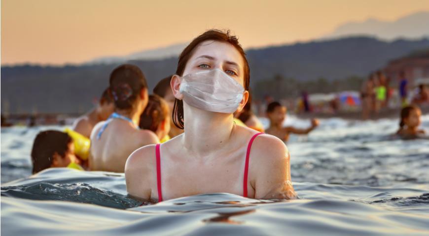 Запрет на отдых на курортах Черного моря