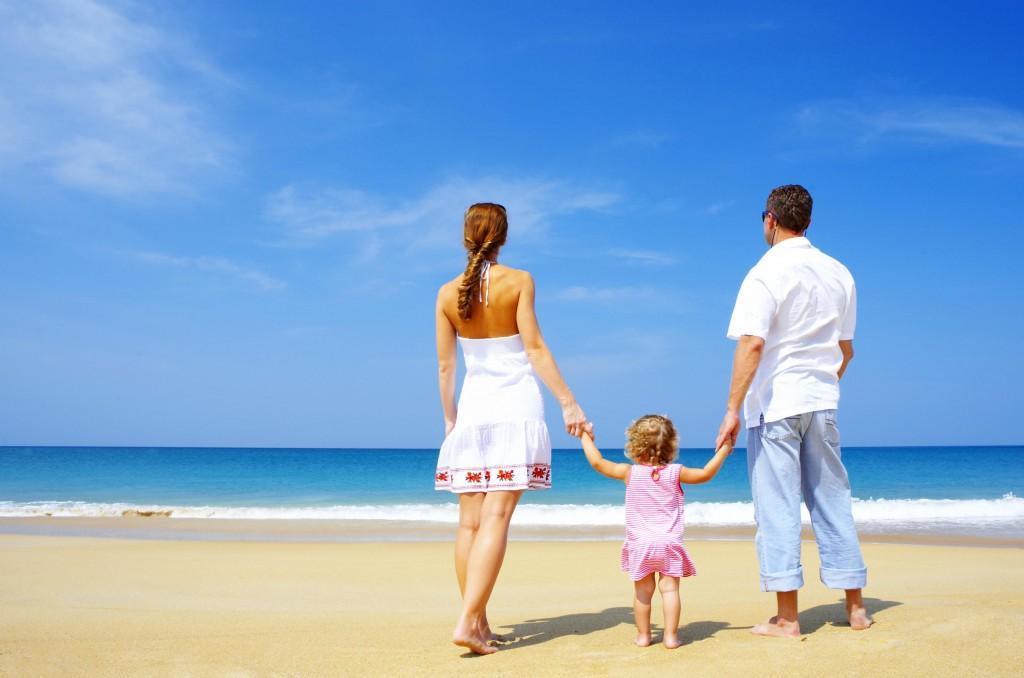 Куда отправиться в отпуск с ребенком