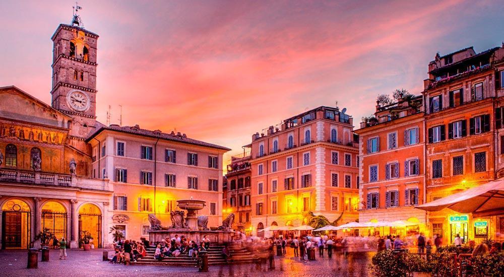 Рим, который не знают туристы. Малоизвестные места Вечного города.