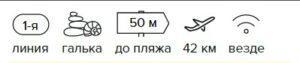 Тур в Абхазию из Москвы, 7 ночей за 36 136 руб. с человека - Гранд Отель Абхазия!