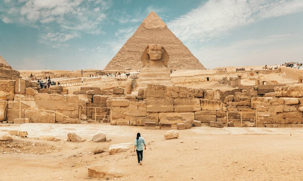 Не делайте этого в Египте, а то получите штраф или реальный срок