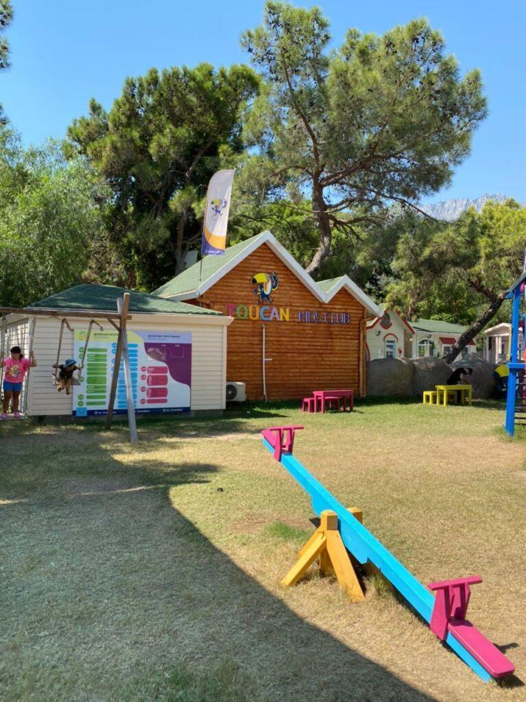 FUN&SUN Comfort Beach Resort 5* (Кемер)