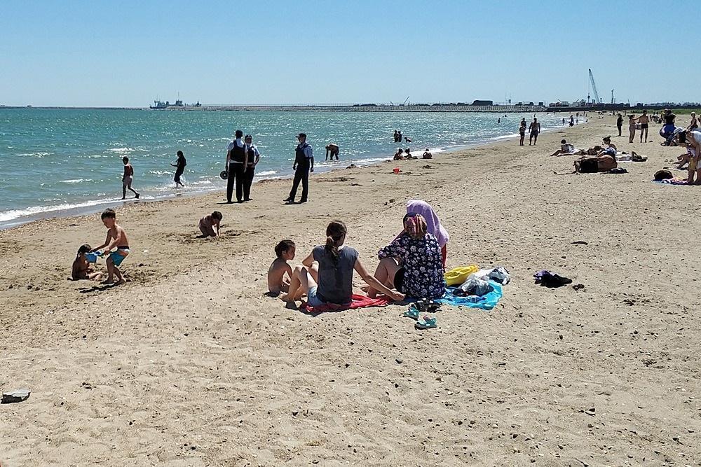Почему наши туристы редко отдыхают на Каспийском море