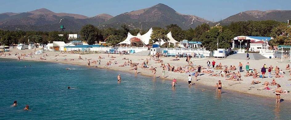 Почему многие предпочитают Кабардинку, чем отдых в Геленджике?