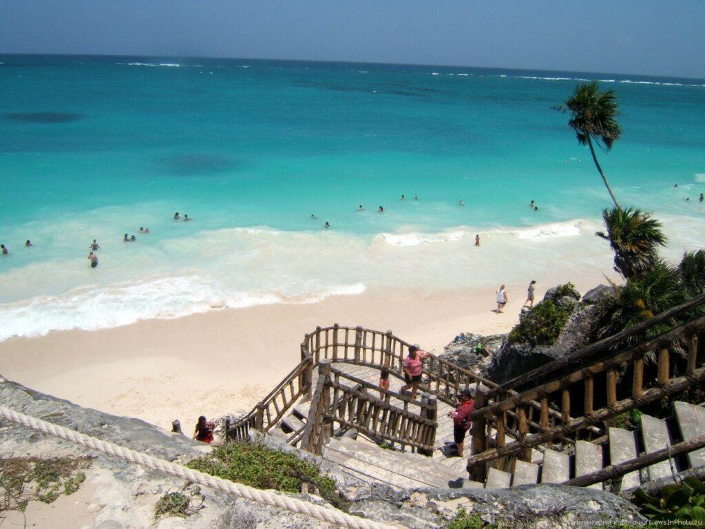 Топ-5 лучших пляжей Мексики