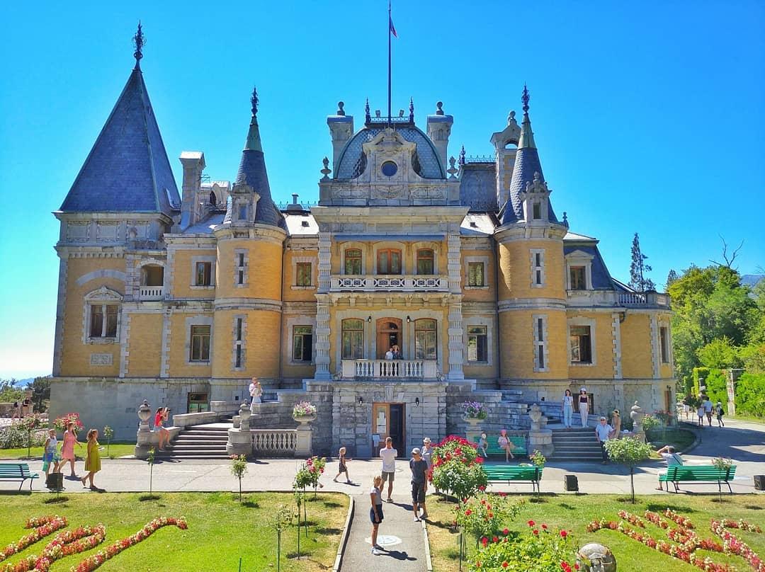 Классное место в Крыму без толп туристов