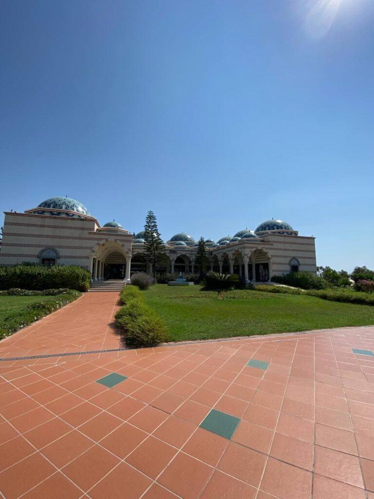 Ali Bey Park (Ex. Ali Bey Club Park Manavgat) 5* (Сиде)