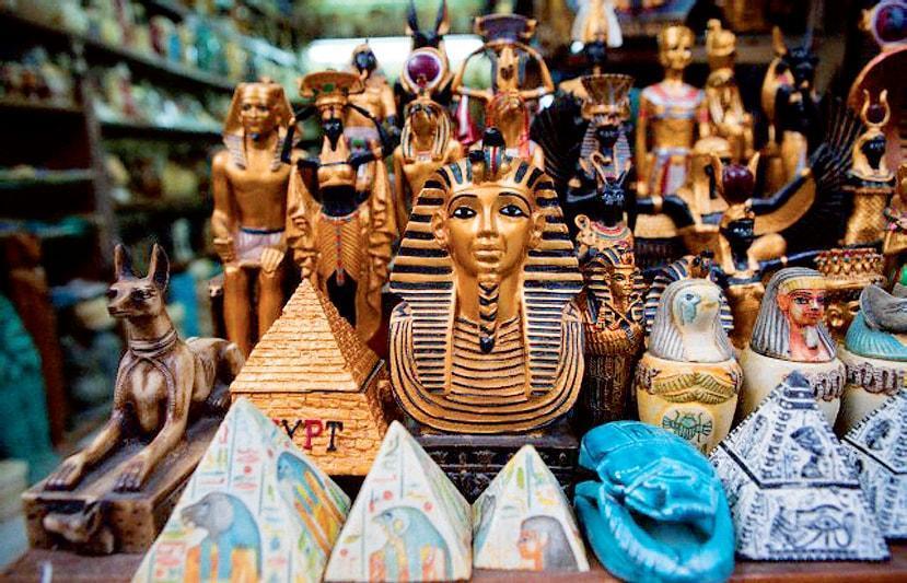 Как сэкономить при покупке сувениров в Египте