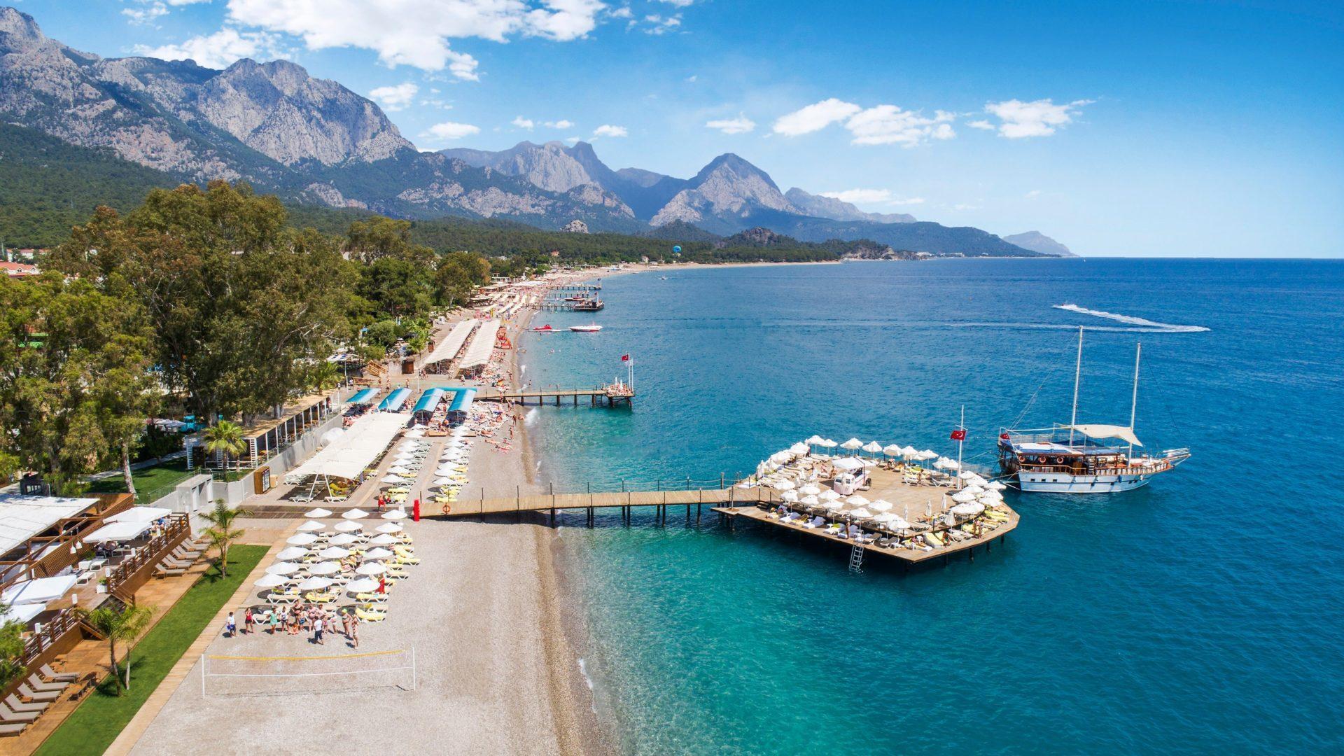Какие курорты Турции посетить в октябре?