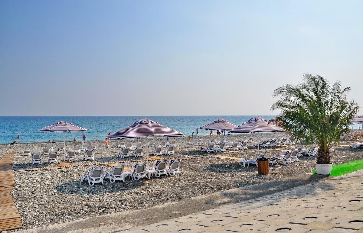 Поменяли путевку с Турции на Сочи: рассказываем как отдохнули за те же деньги в России