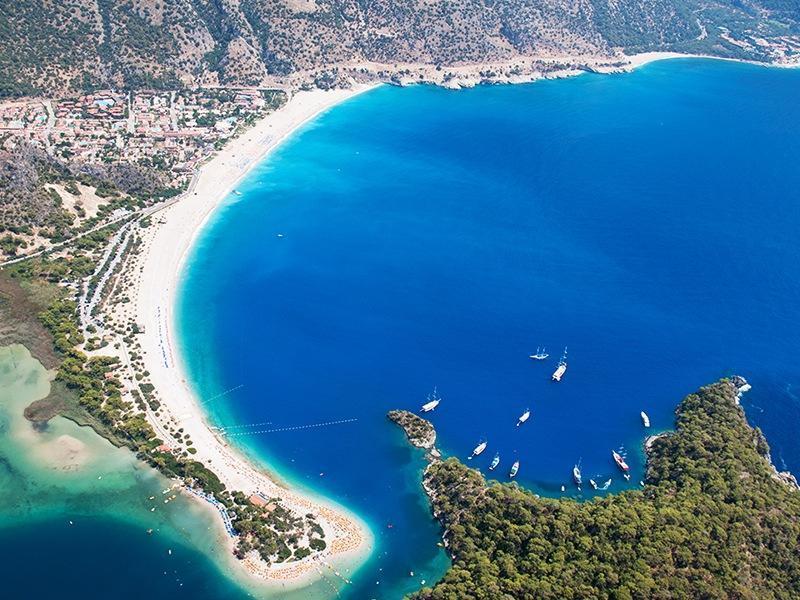 Какие турецкие курорты можно назвать самыми интересными и колоритными? Ответ есть